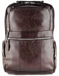 Городской рюкзак CANTLOR D095 brown