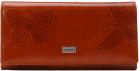 Кошелек женский Tosoco P05-W02 рыж.