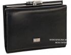 Кожаный кошелек Wanlima 4070 чер.