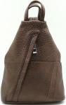 Городской рюкзак Sergio Valentini СА 7022/1 Браун