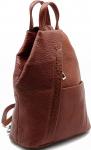 Городской рюкзак Sergio Valentini СА 7022/2 Браун