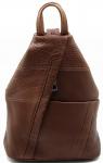 Городской рюкзак Sergio Valentini СА 7022/3 Браун