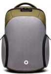 Рюкзак SWAP Ozuko серо-зел.
